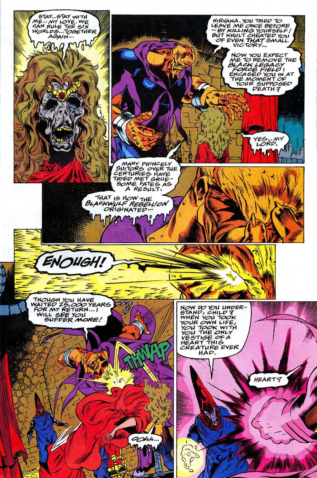 Read online Blackwulf comic -  Issue #9 - 6