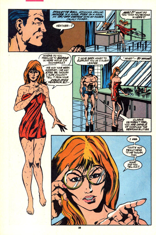Read online Alpha Flight (1983) comic -  Issue #92 - 22