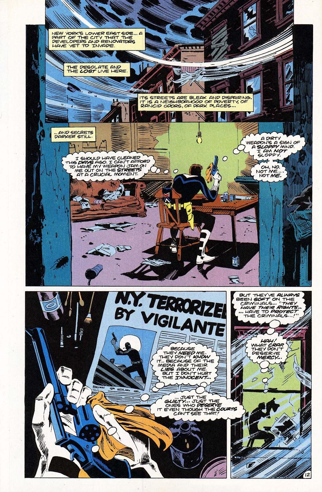 Vigilante (1983) issue 22 - Page 13