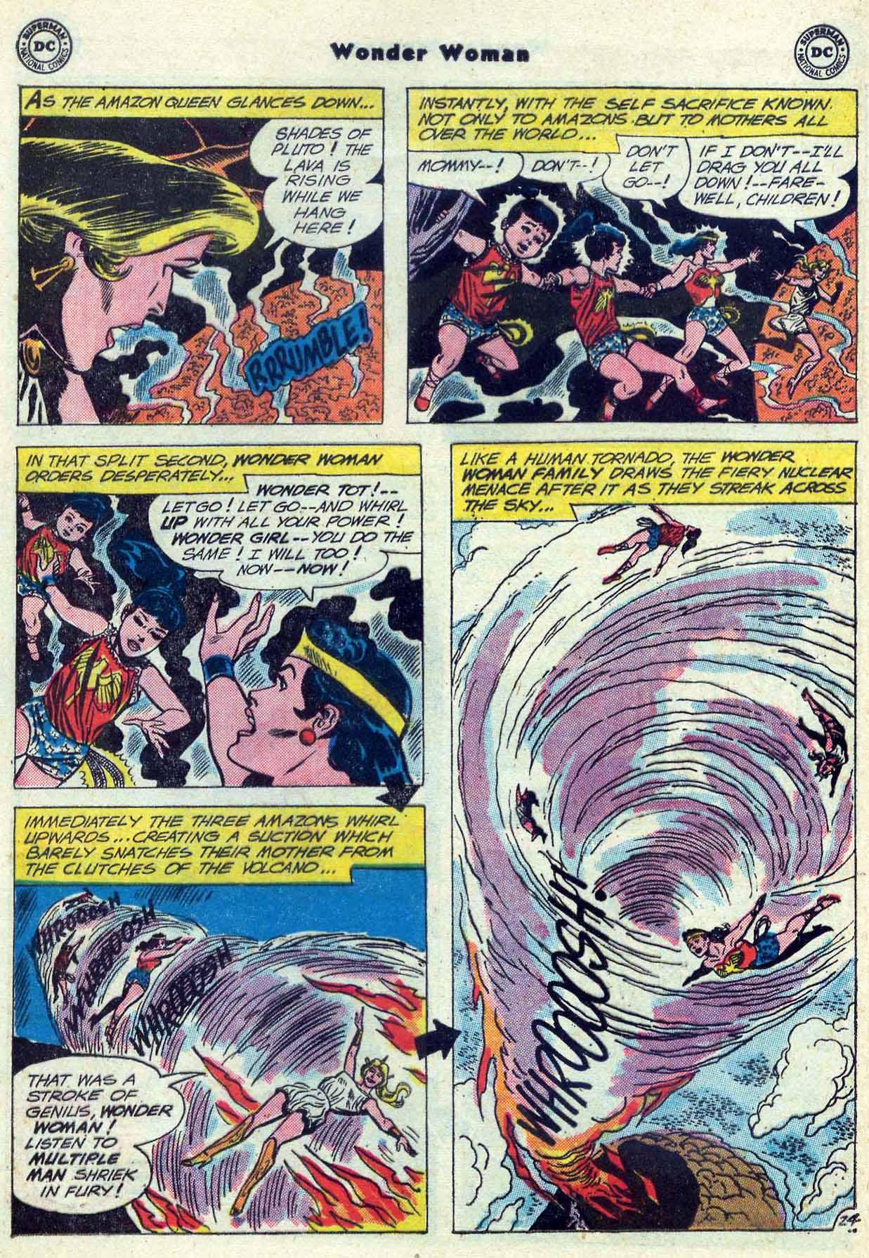 Read online Wonder Woman (1942) comic -  Issue #129 - 32