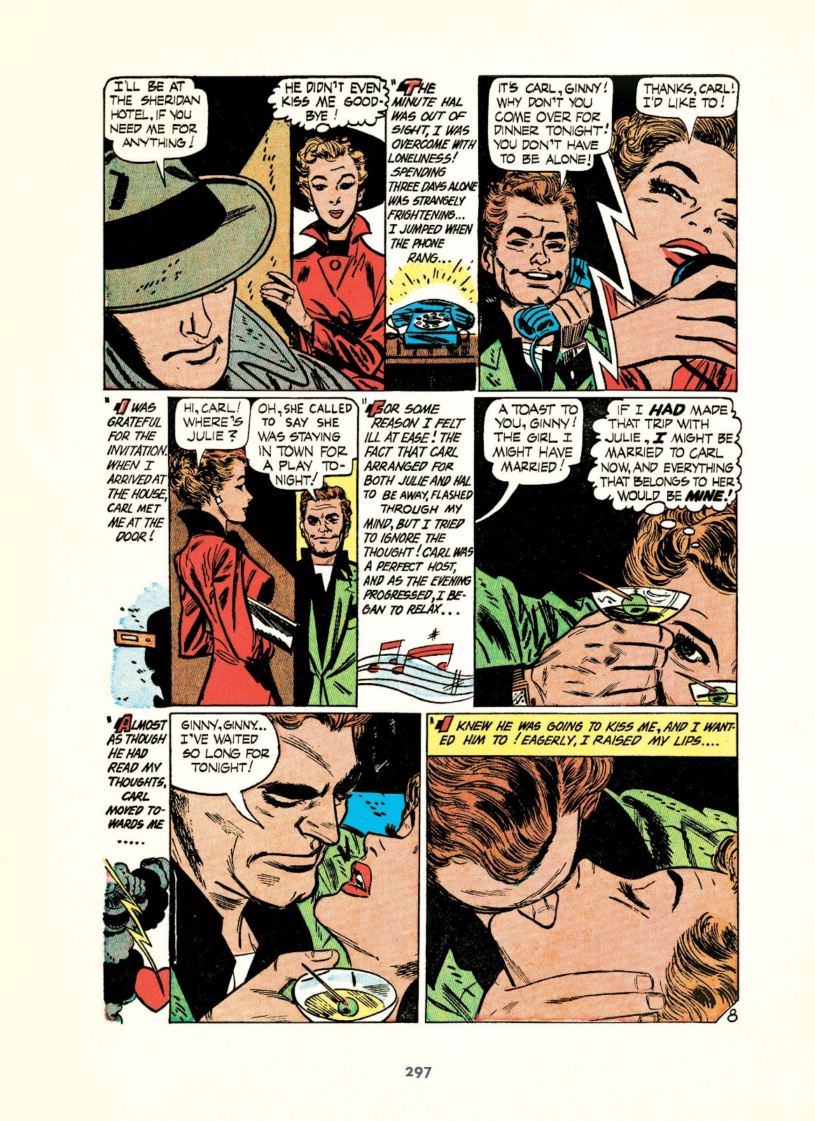 Read online Setting the Standard: Comics by Alex Toth 1952-1954 comic -  Issue # TPB (Part 3) - 98