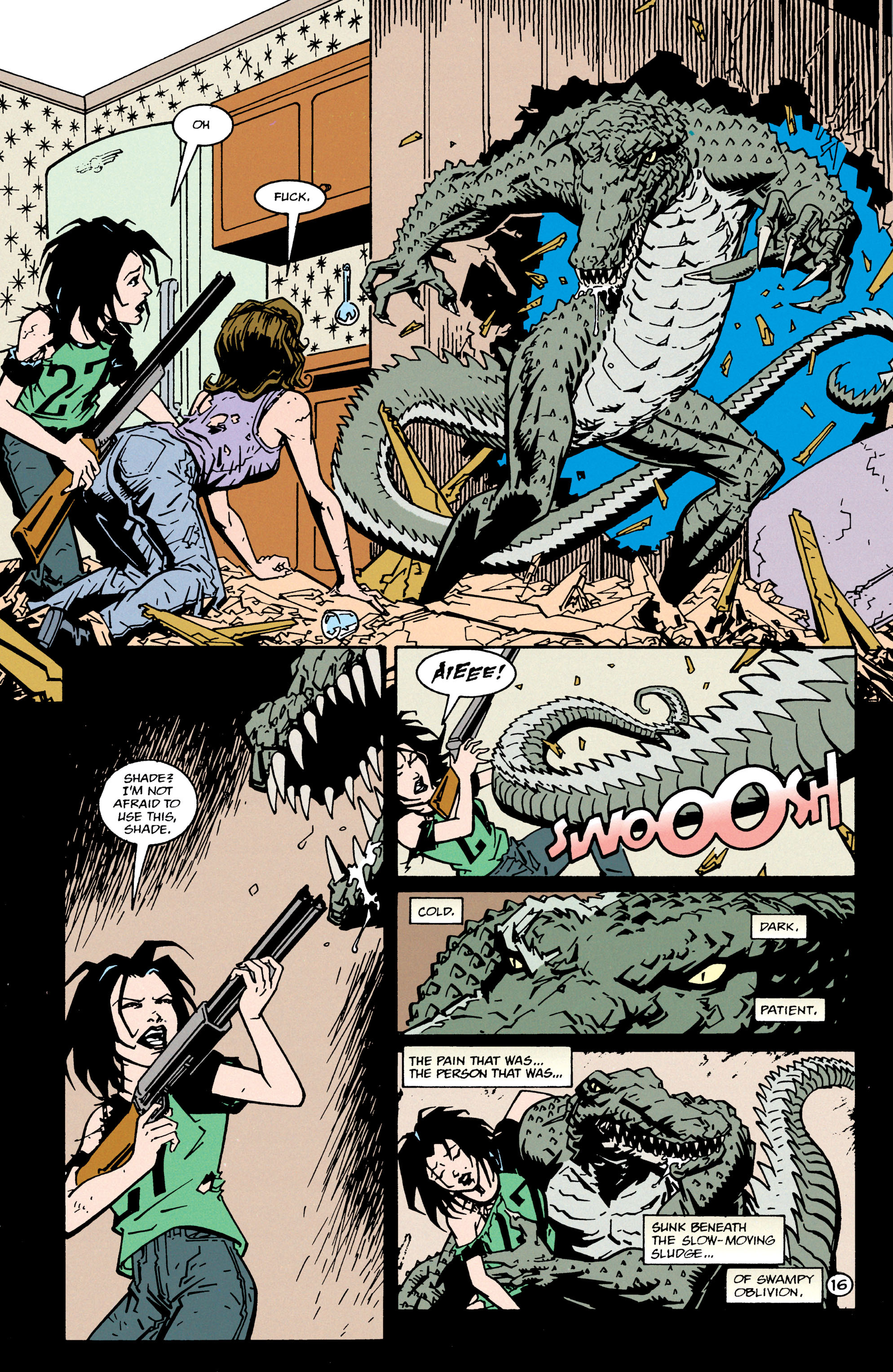 Read online Shade, the Changing Man comic -  Issue #66 - 17