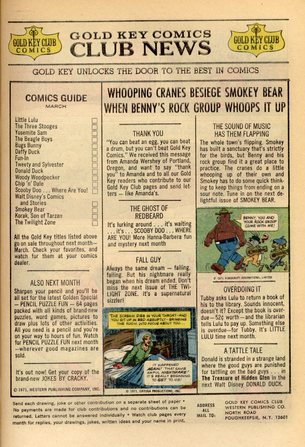 Read online Uncle Scrooge (1953) comic -  Issue #92 - 7