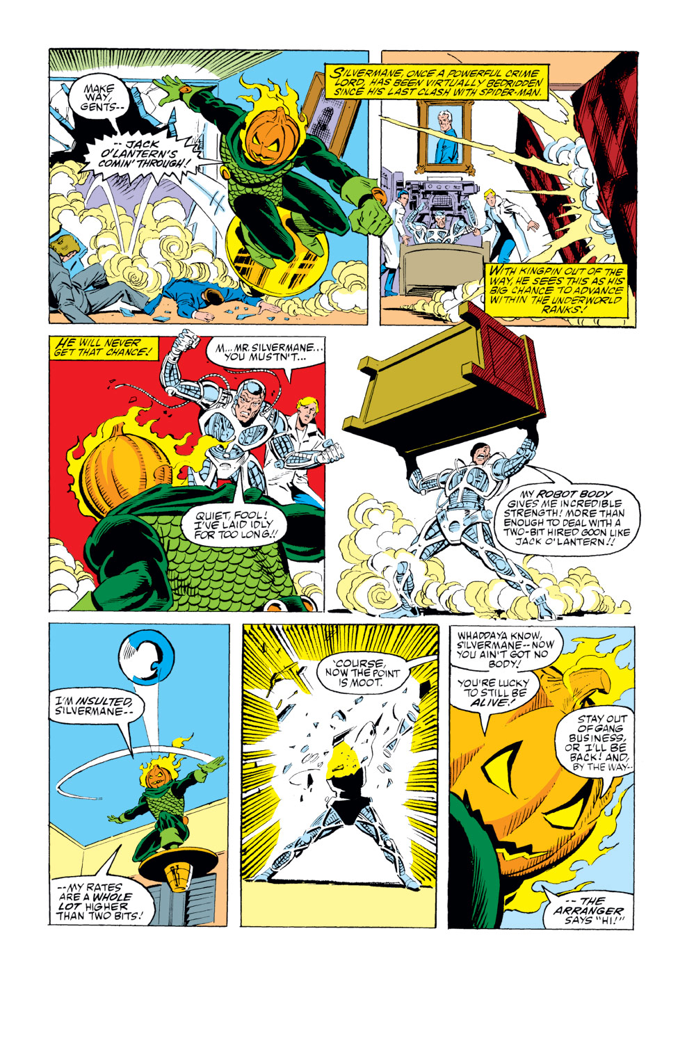 The Amazing Spider-Man (1963) 284 Page 10