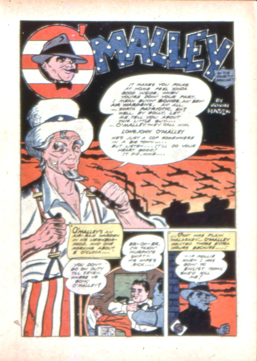 Read online Sensation (Mystery) Comics comic -  Issue #7 - 33