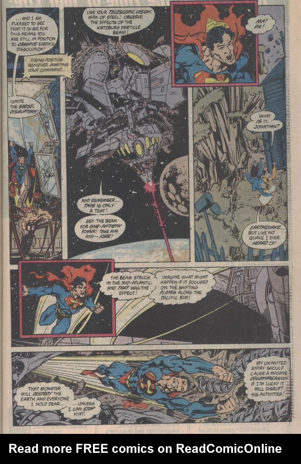 Adventures of Superman (1987) issue _Annual_3 - Page 47