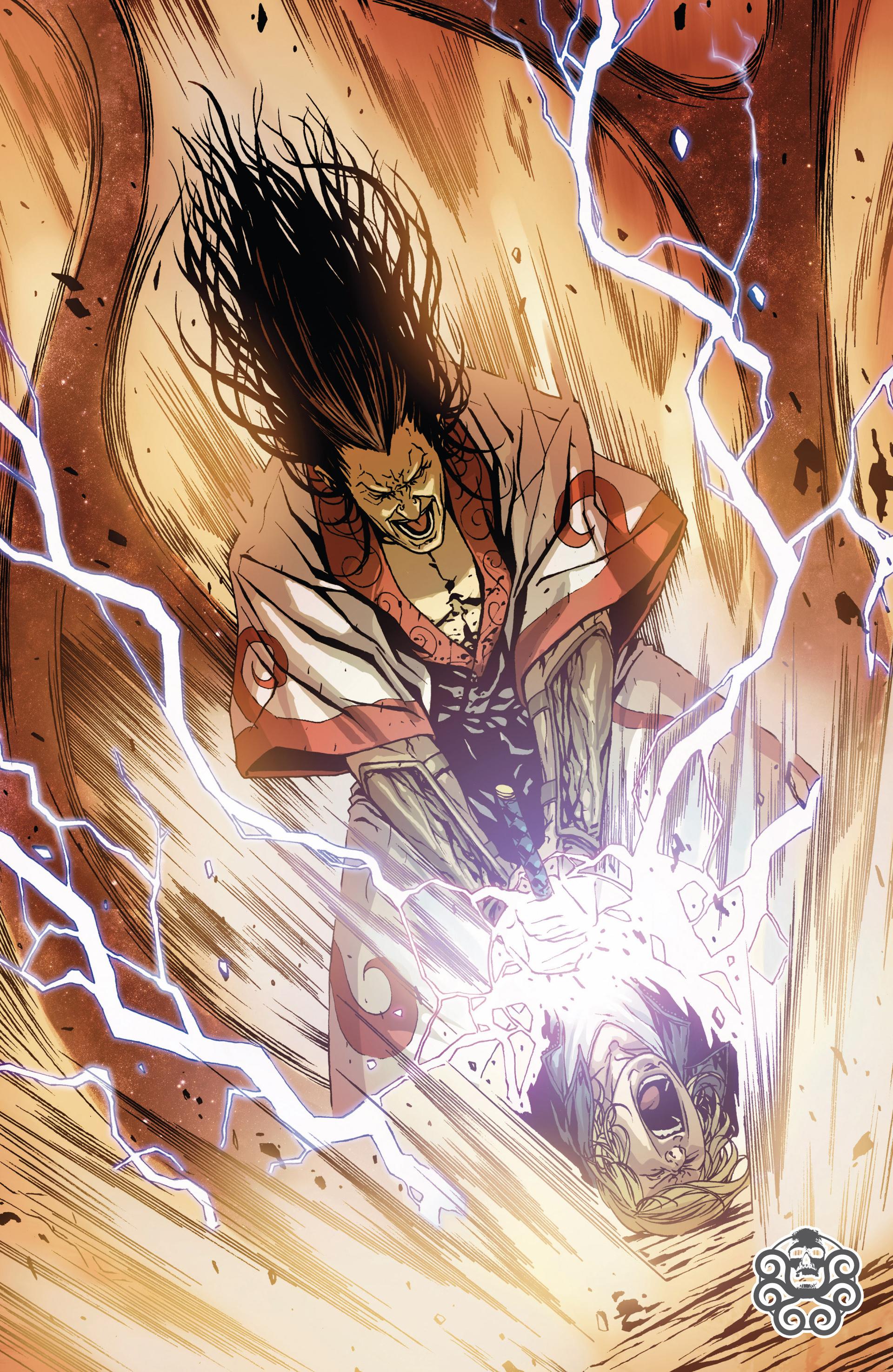 Read online Secret Warriors comic -  Issue #21 - 24