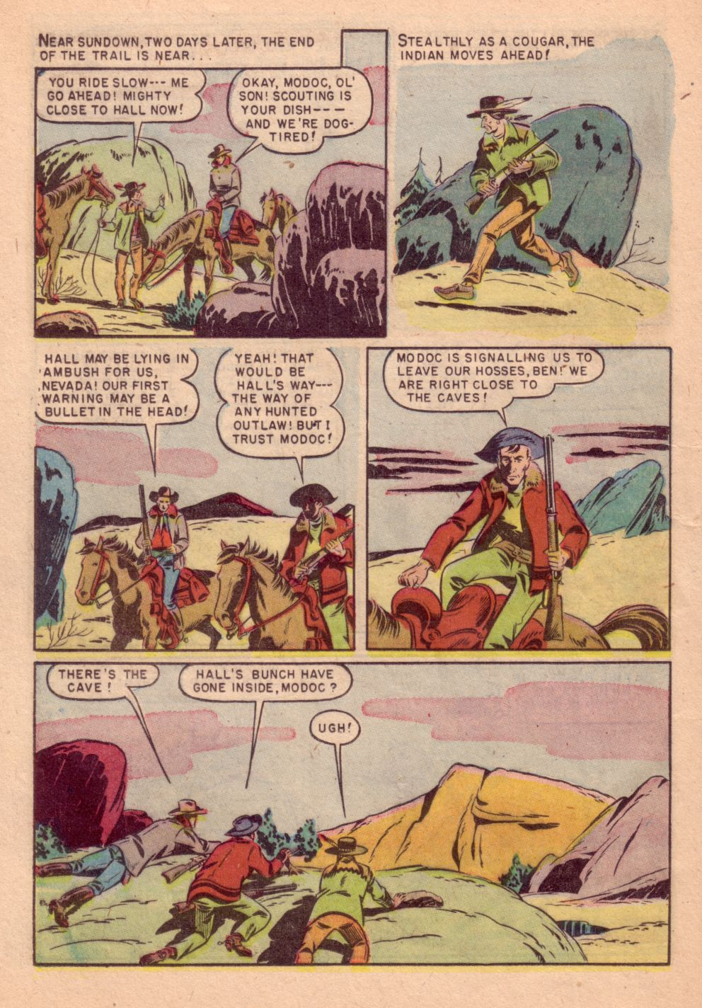 Four Color Comics issue 395 - Page 24