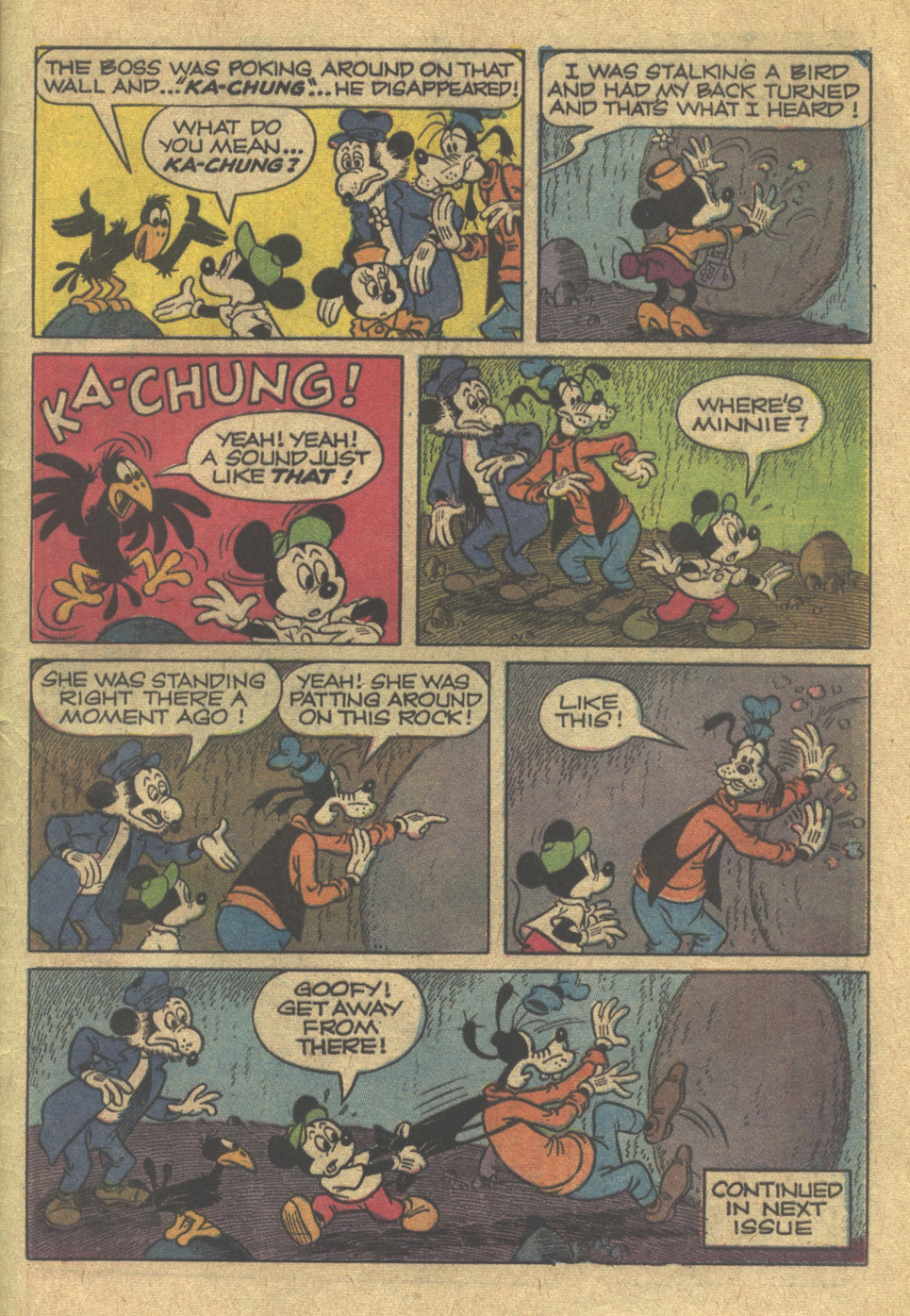 Walt Disney's Comics and Stories issue 380 - Page 33