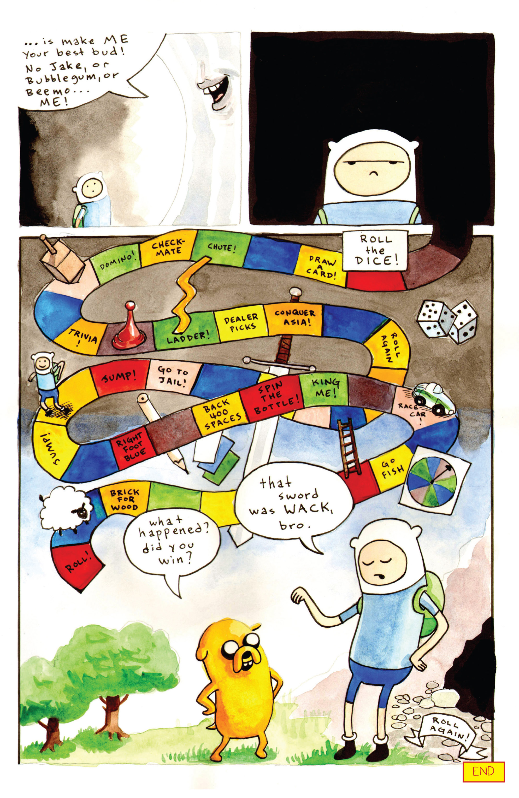 Read online Adventure Time comic -  Issue #Adventure Time _Annual 1 - 15