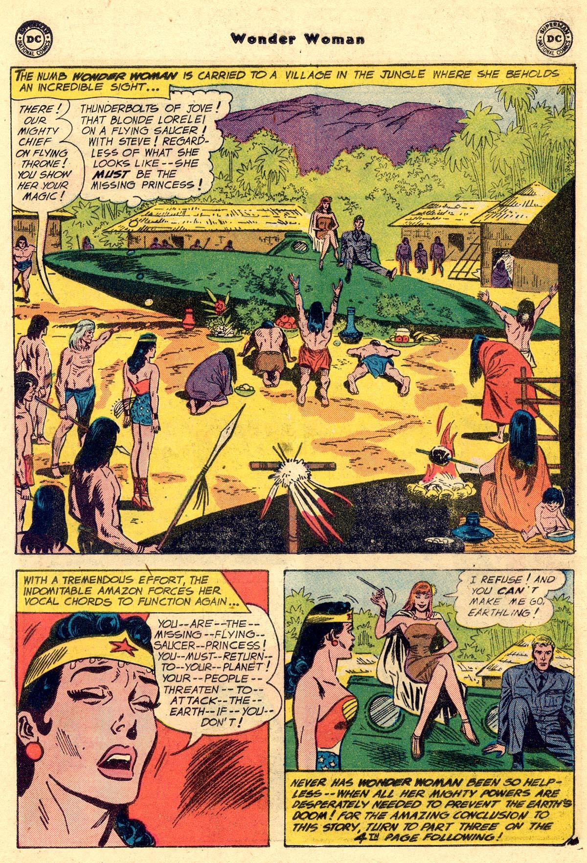 Read online Wonder Woman (1942) comic -  Issue #110 - 20
