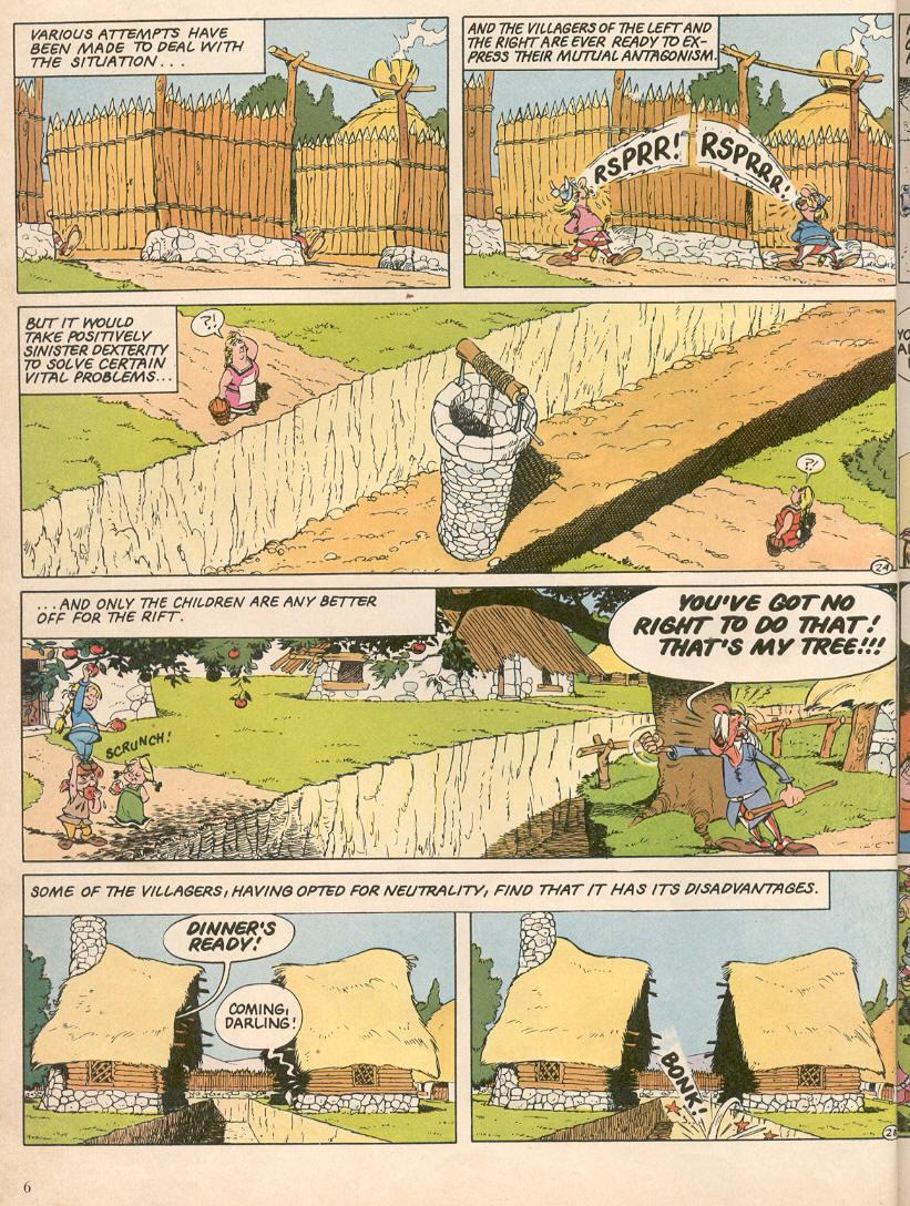Read online Asterix comic -  Issue #25 - 3