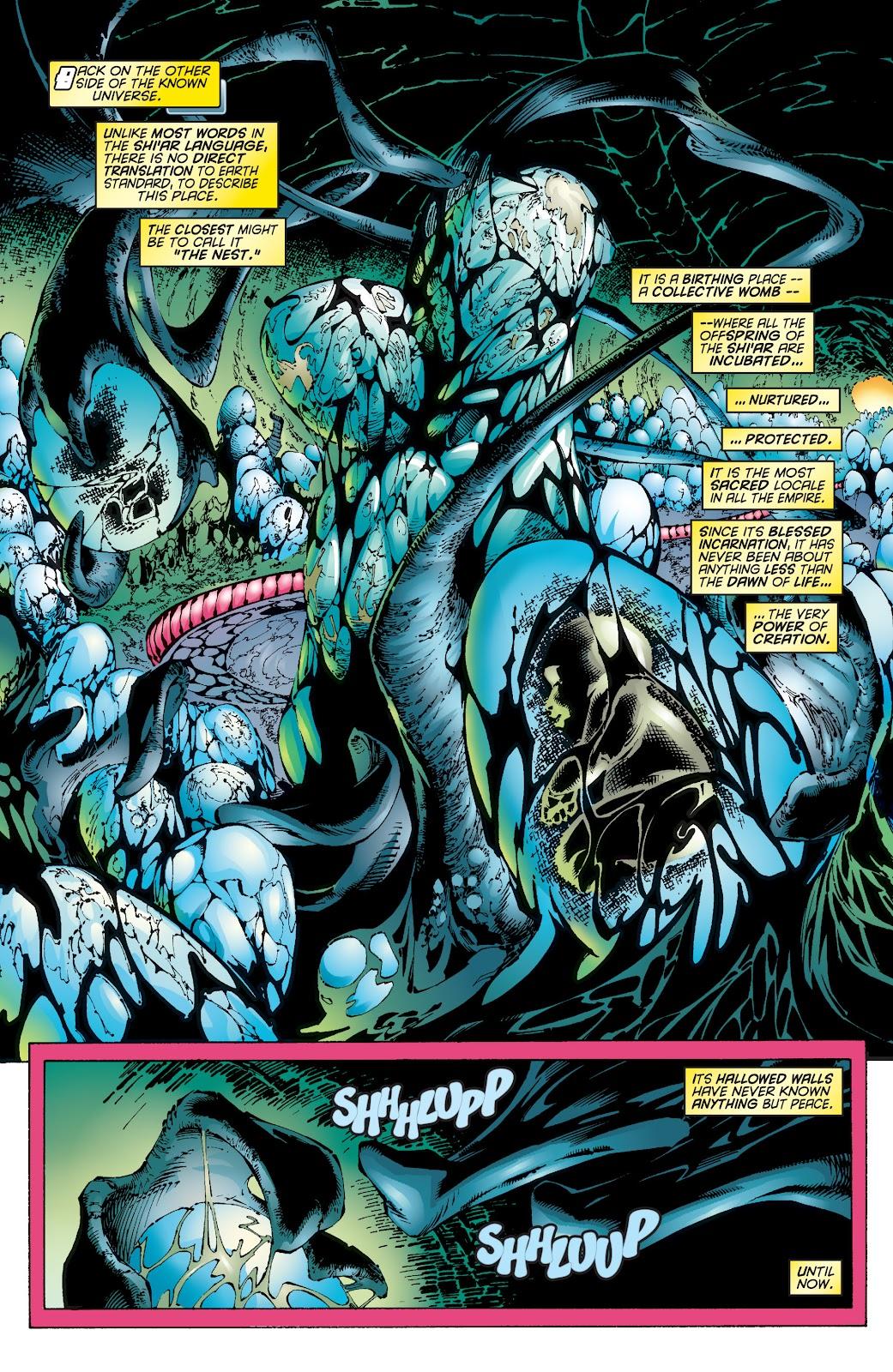 Uncanny X-Men (1963) issue 344 - Page 9