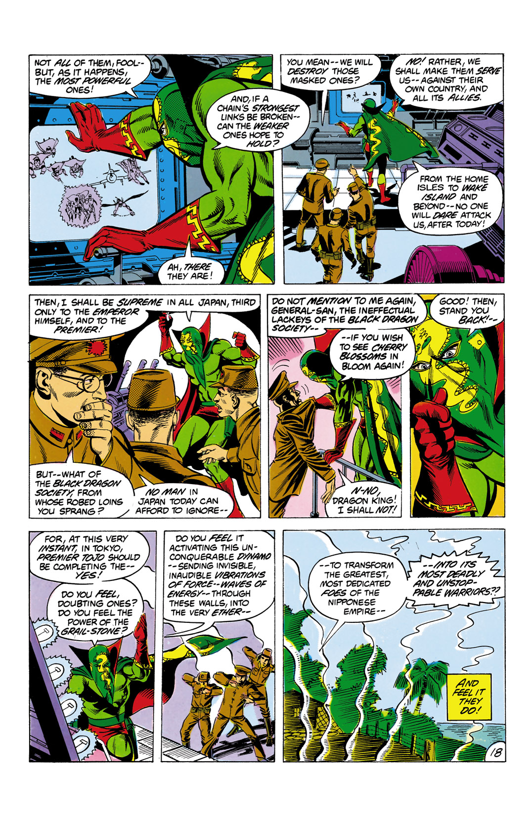 Read online All-Star Squadron comic -  Issue #4 - 19