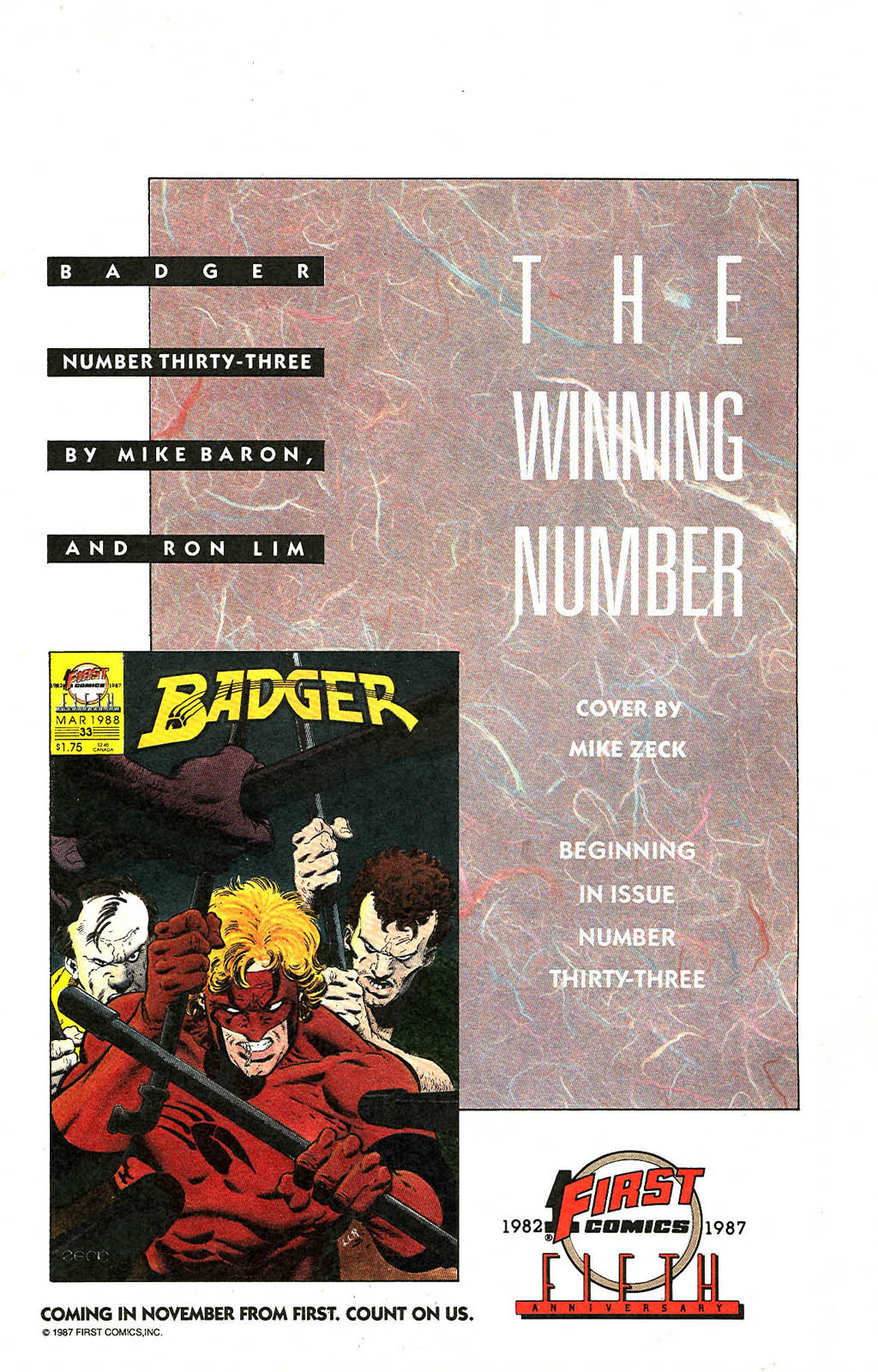 Read online American Flagg! comic -  Issue #49 - 15