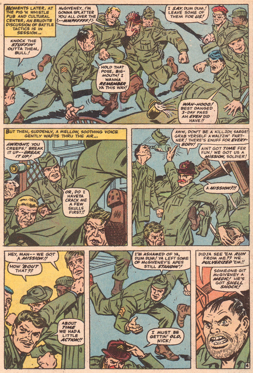 Read online Sgt. Fury comic -  Issue #80 - 7