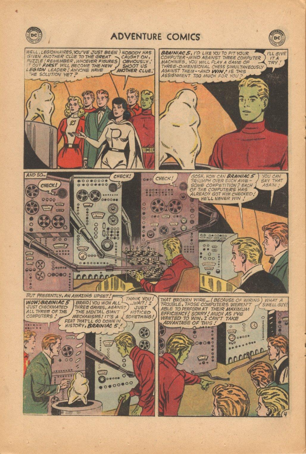 Read online Adventure Comics (1938) comic -  Issue #323 - 16