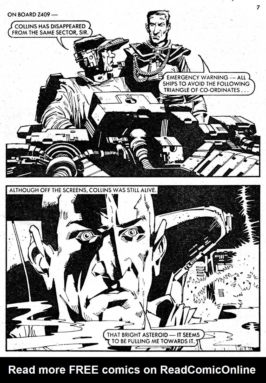Starblazer issue 71 - Page 7
