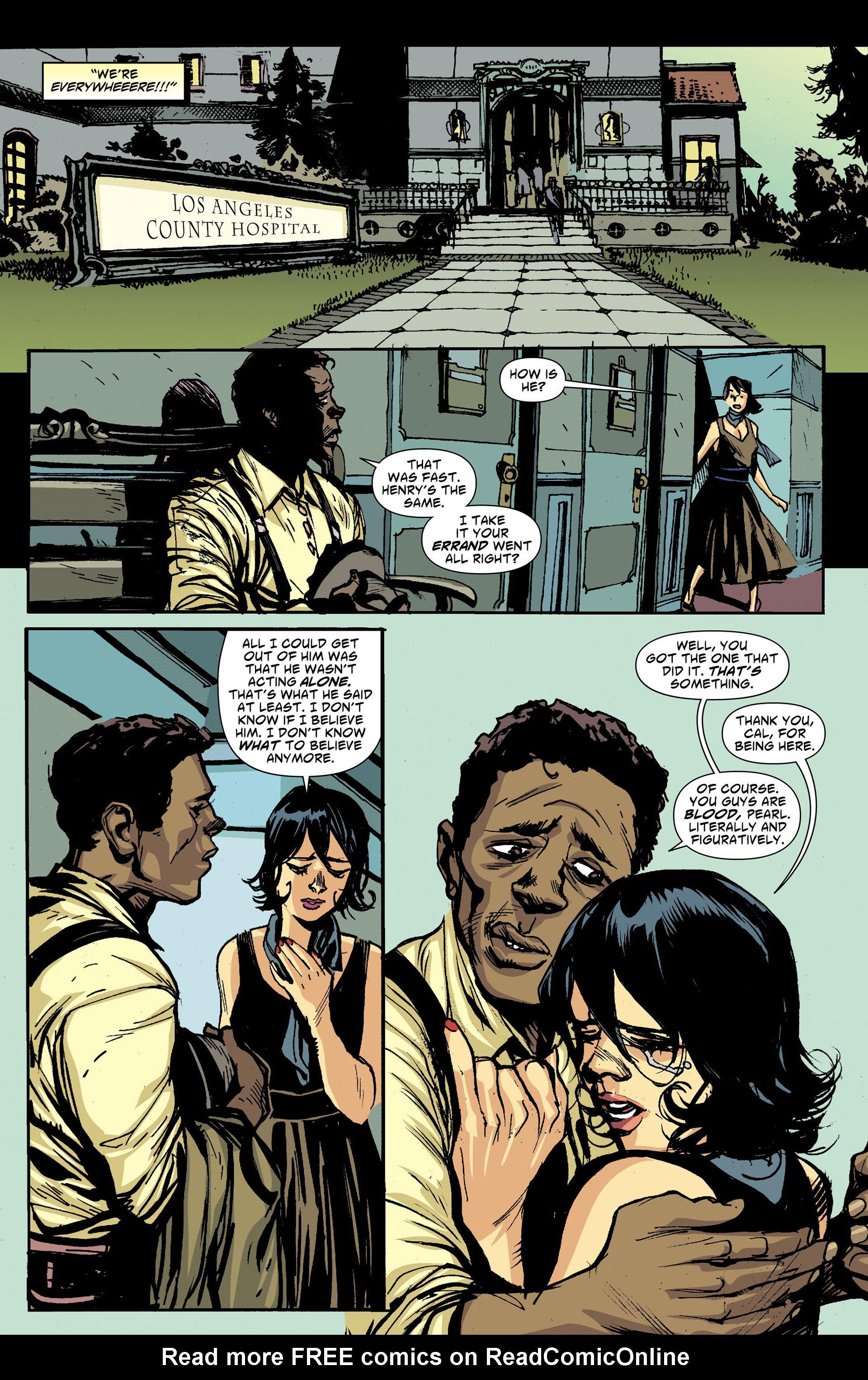 Read online American Vampire comic -  Issue #28 - 6