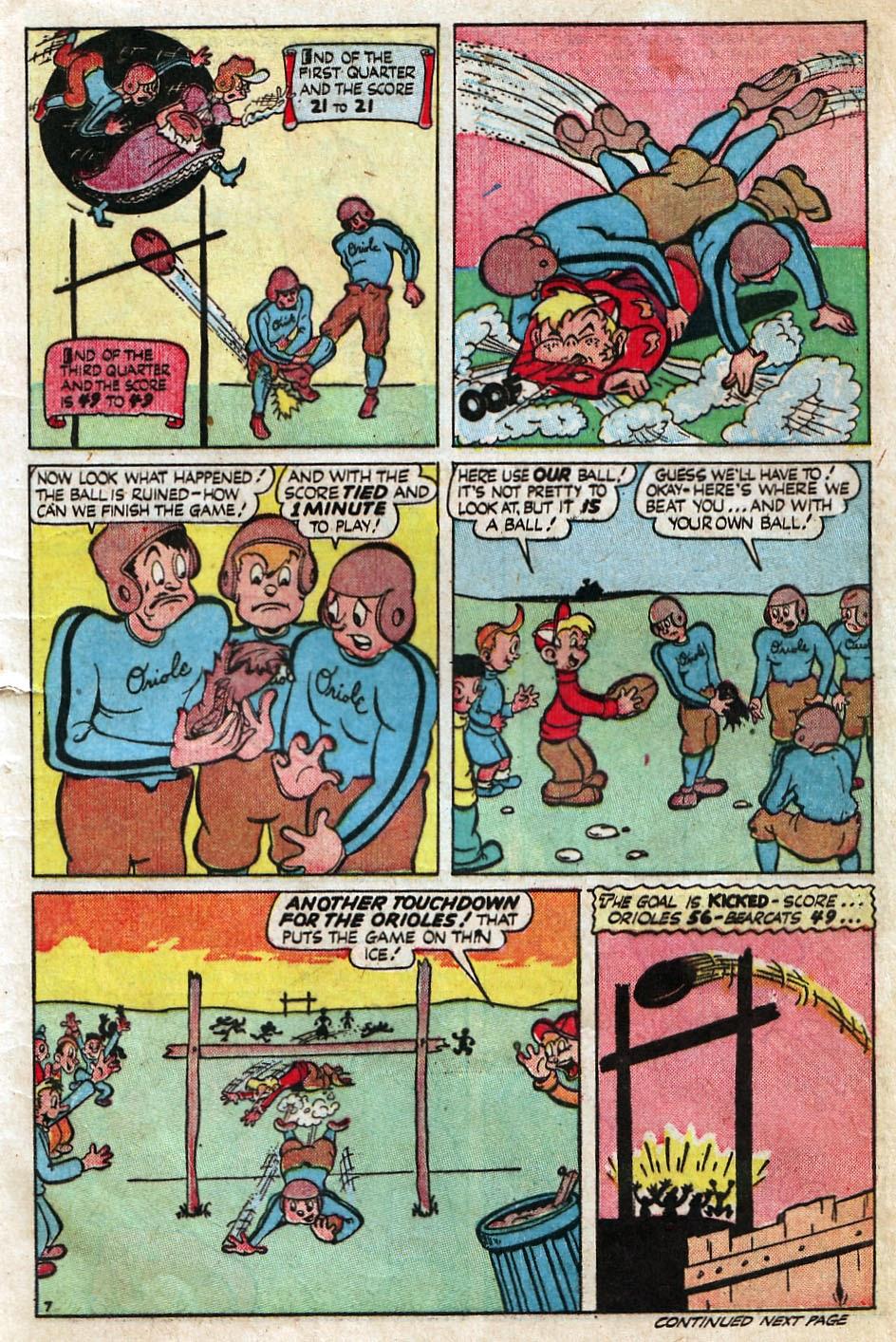 Jingle Jangle Comics issue 11 - Page 11
