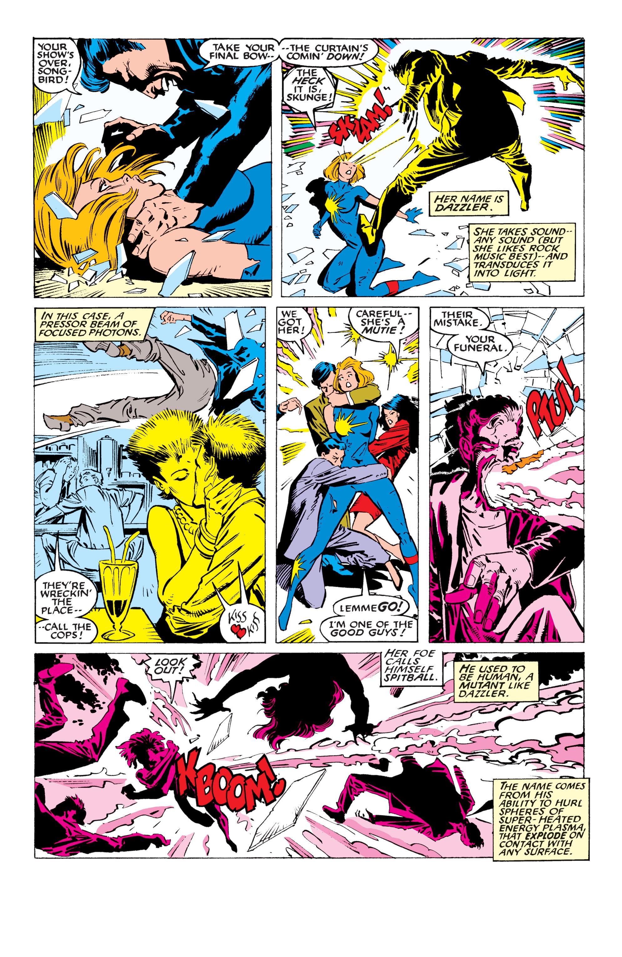 Read online Uncanny X-Men (1963) comic -  Issue #234 - 4