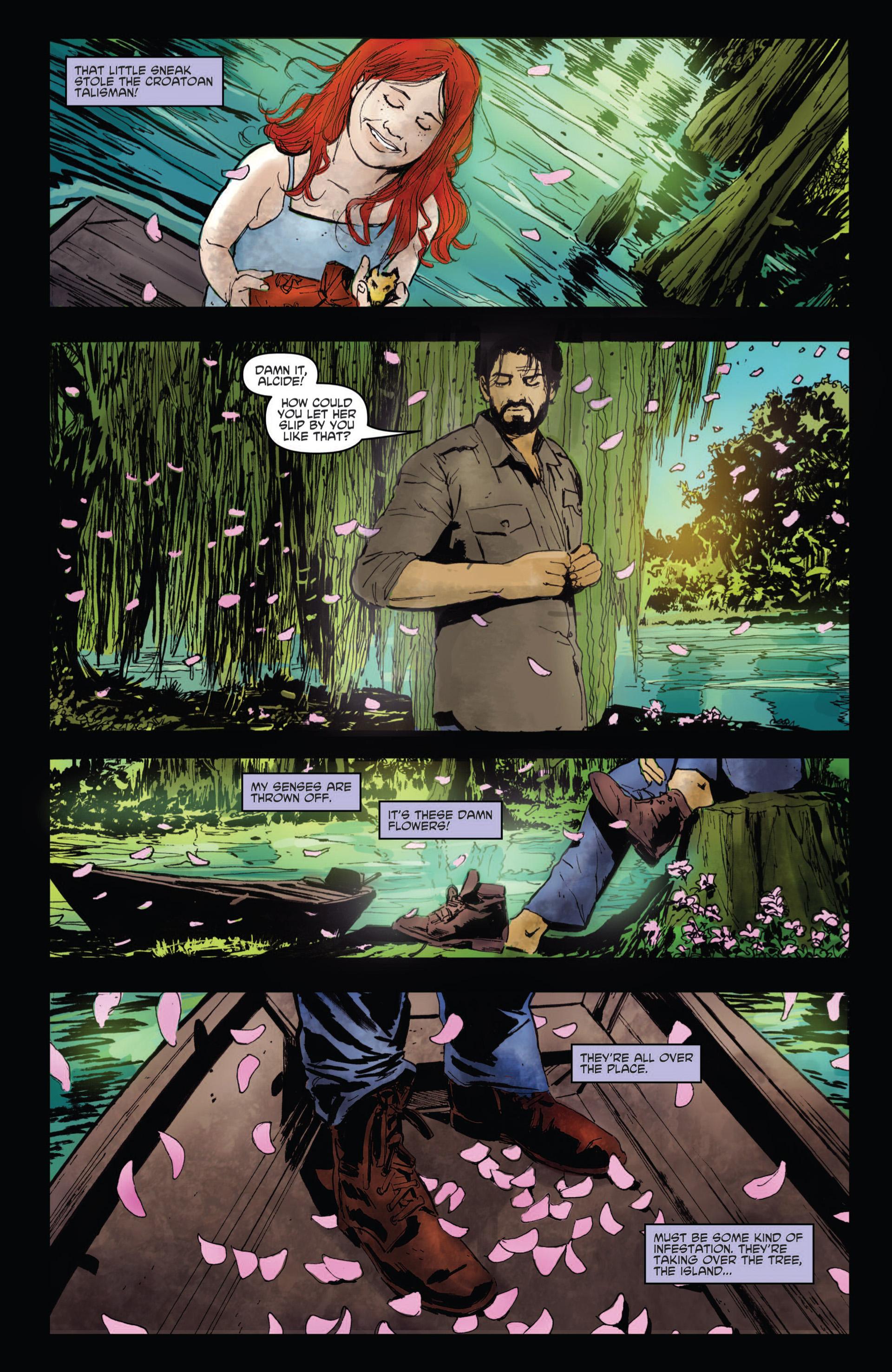 Read online True Blood (2012) comic -  Issue #10 - 11