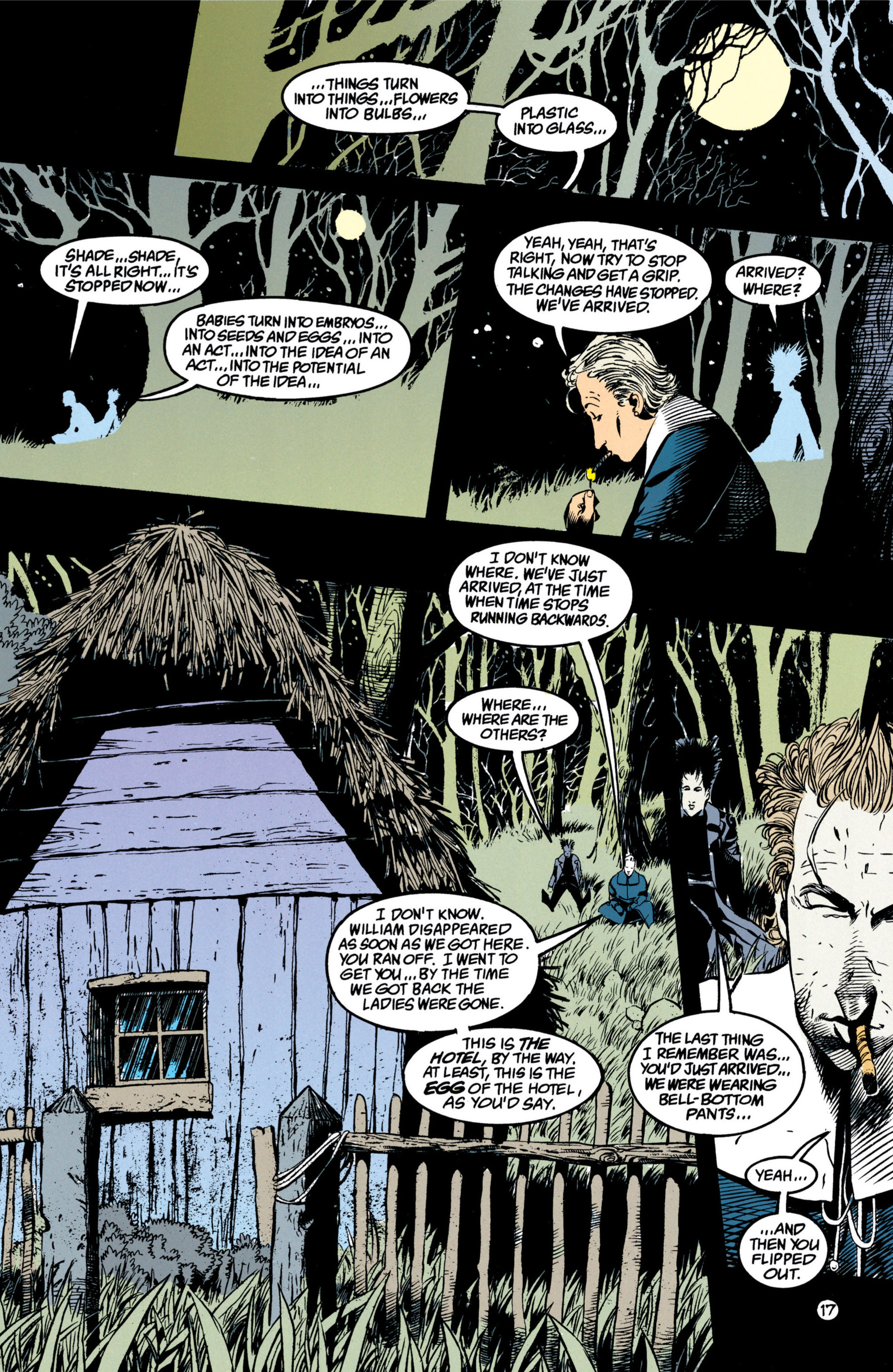 Read online Shade, the Changing Man comic -  Issue #42 - 18