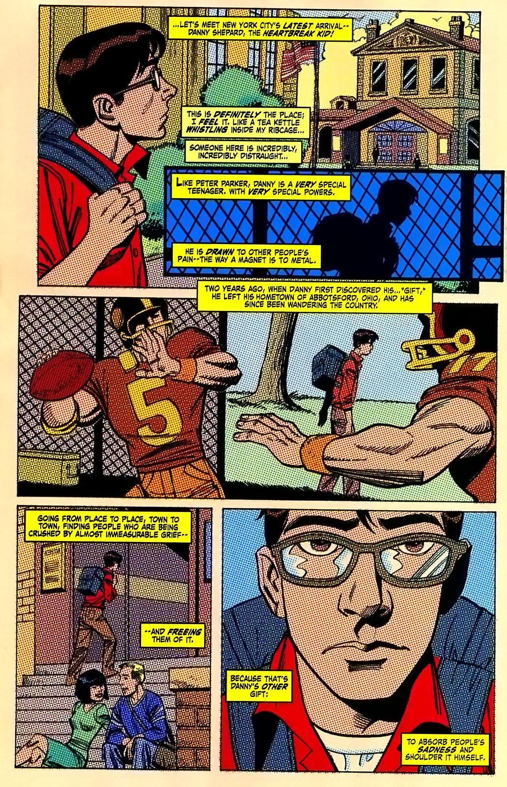 Read online Amazing Fantasy (2004) comic -  Issue #15 - 35