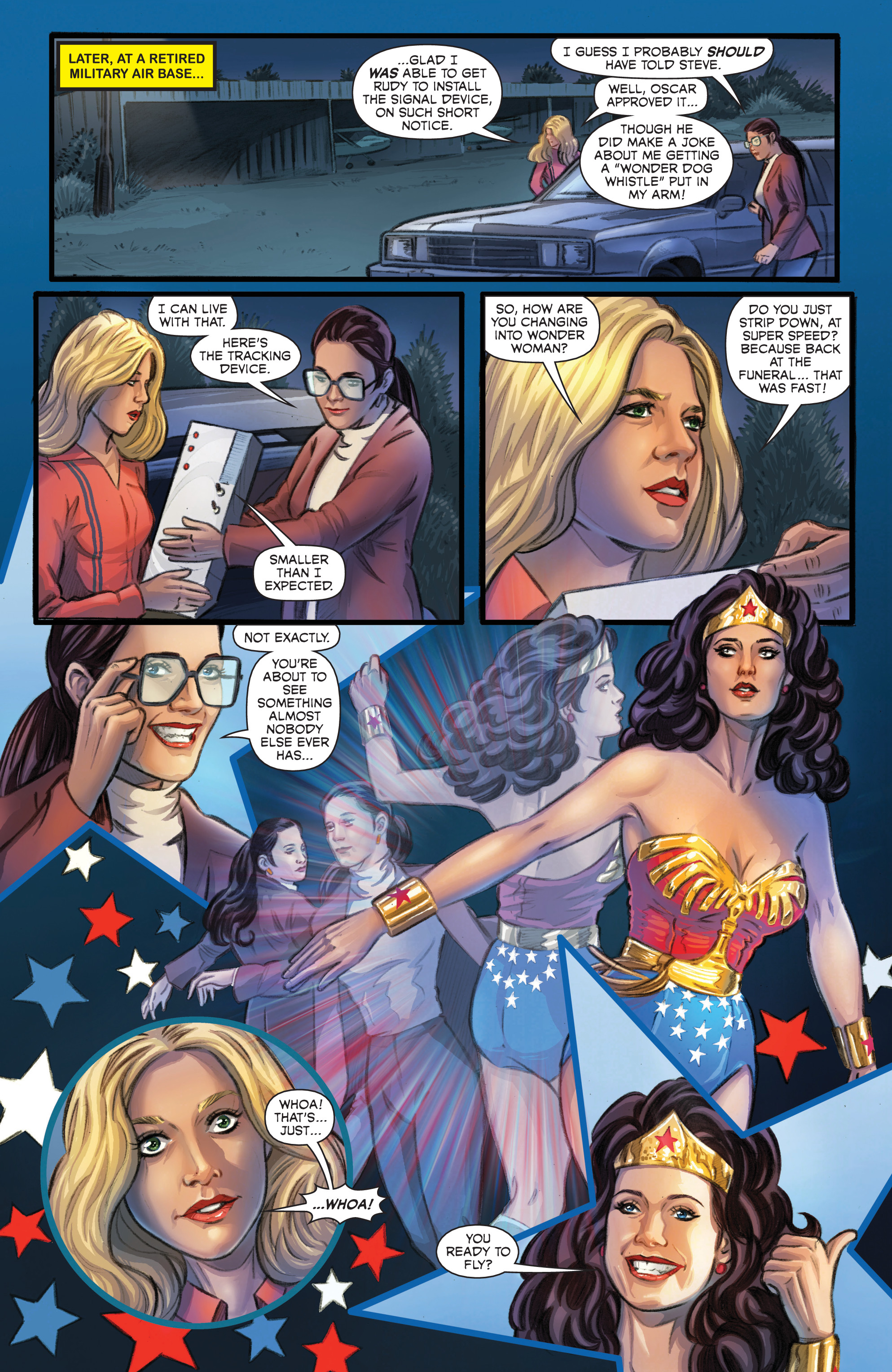 Read online Wonder Woman '77 Meets The Bionic Woman comic -  Issue #2 - 15