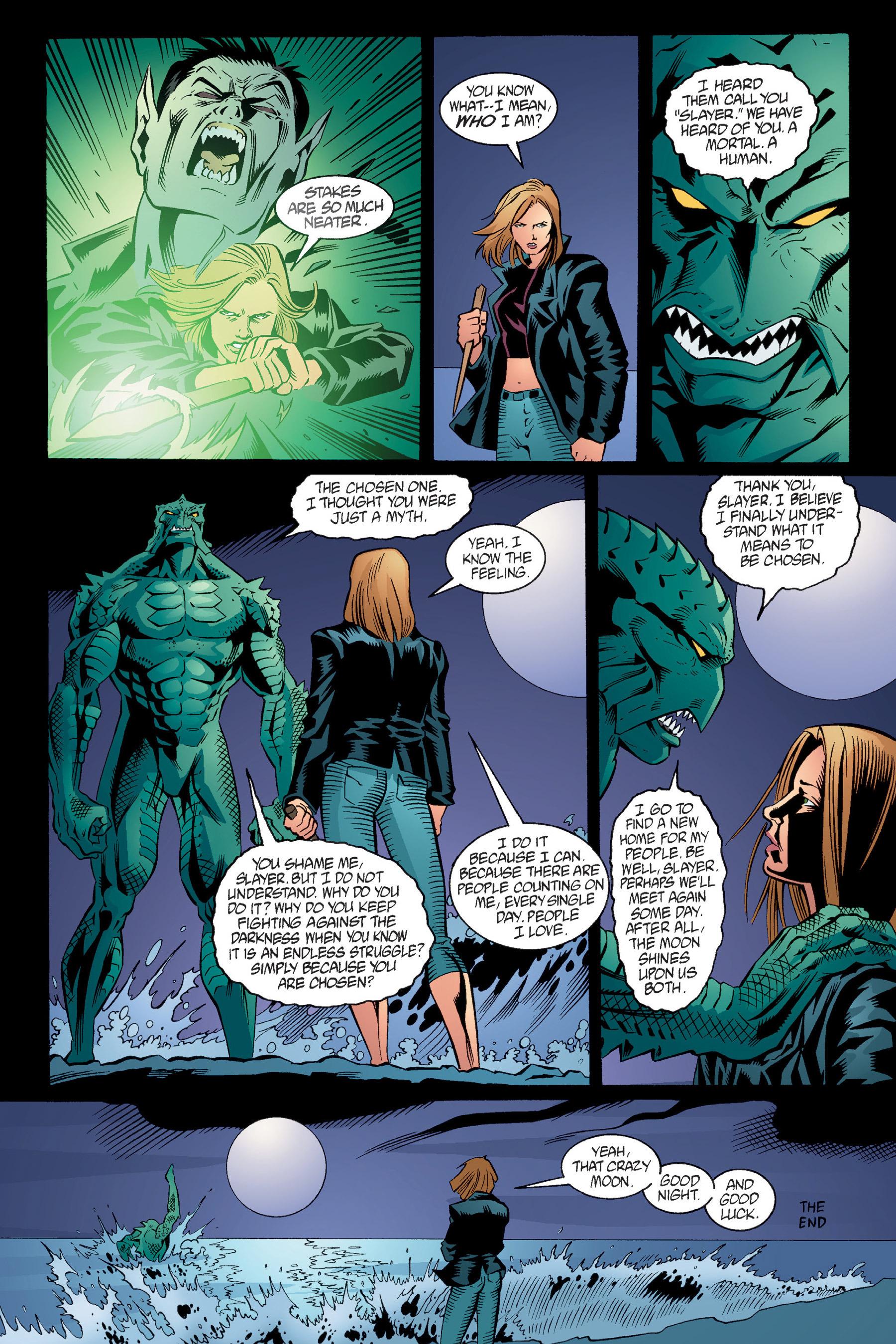 Read online Buffy the Vampire Slayer: Omnibus comic -  Issue # TPB 4 - 230