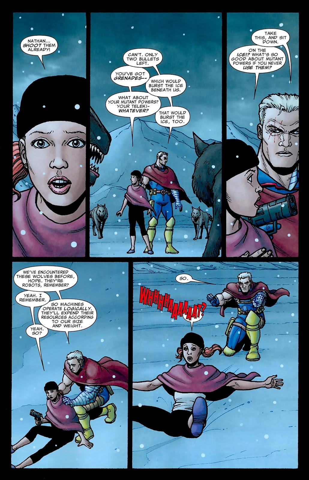 Read online X-Men: Second Coming Revelations comic -  Issue # TPB (Part 1) - 21