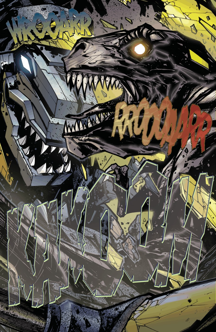 Read online Transformers Prime: Beast Hunters comic -  Issue #4 - 6