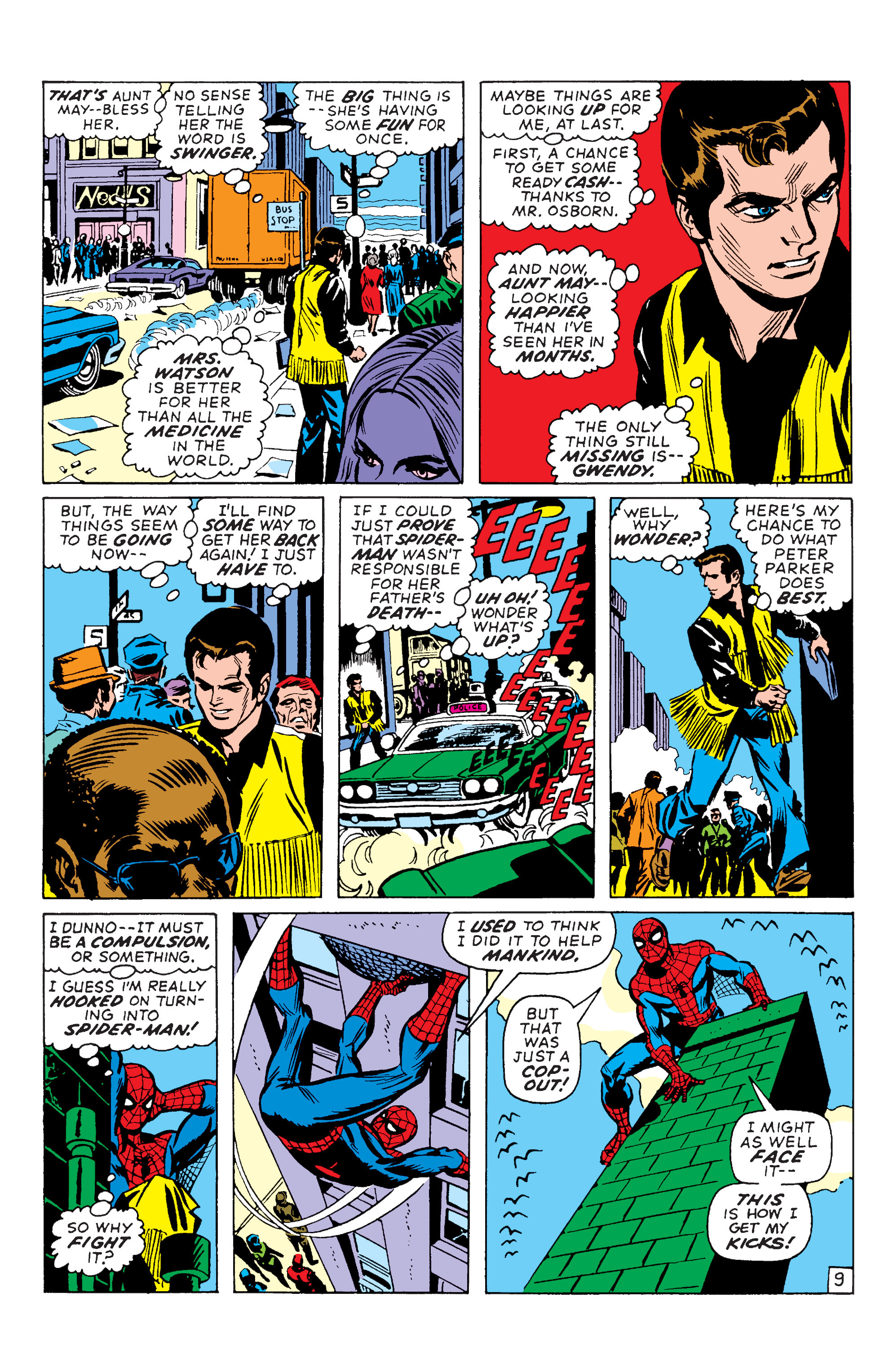 The Amazing Spider-Man (1963) 96 Page 9