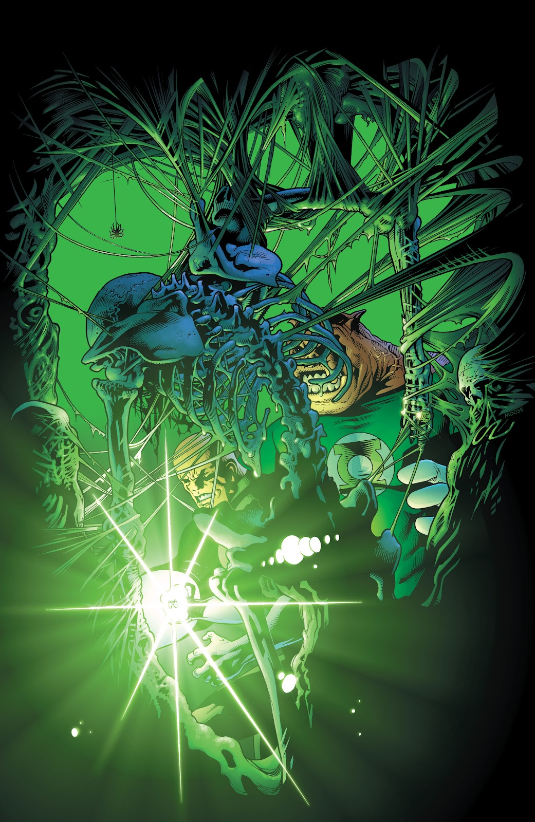 Read online Green Lantern by Geoff Johns comic -  Issue # TPB 1 (Part 3) - 5