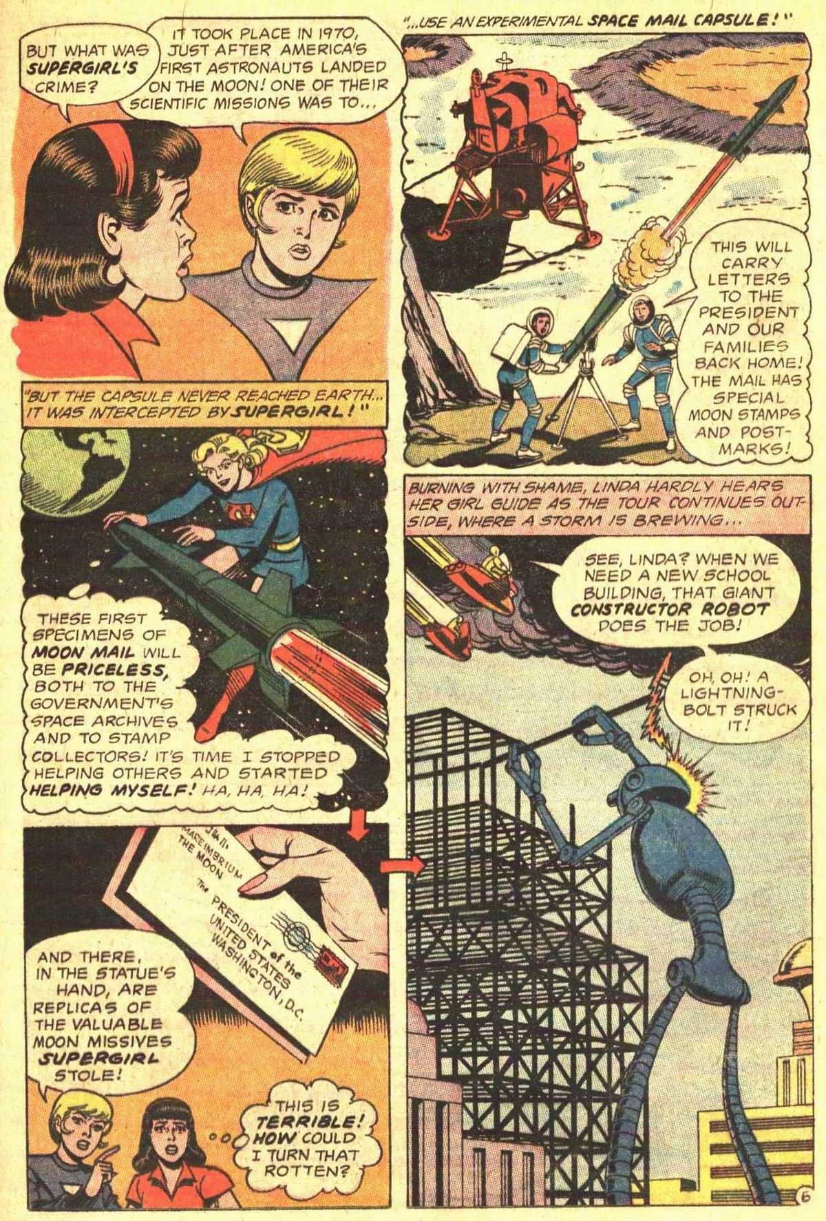 Read online Action Comics (1938) comic -  Issue #362 - 25