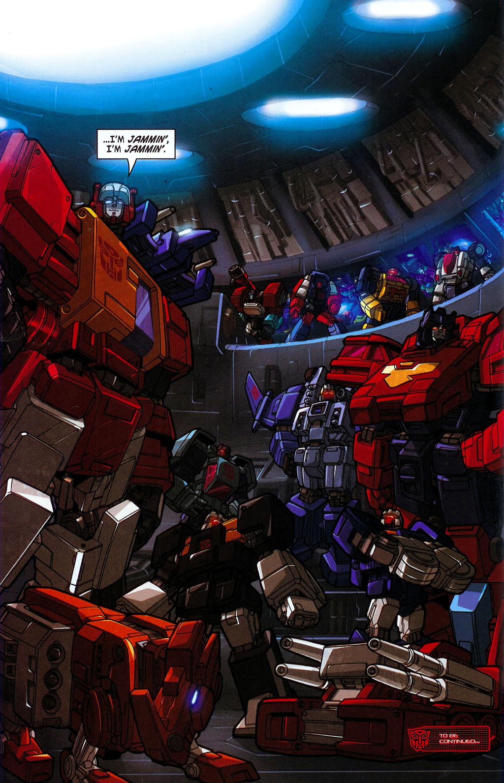 """Read online Transformers War Within: """"The Age of Wrath"""" comic -  Issue #2 - 22"""