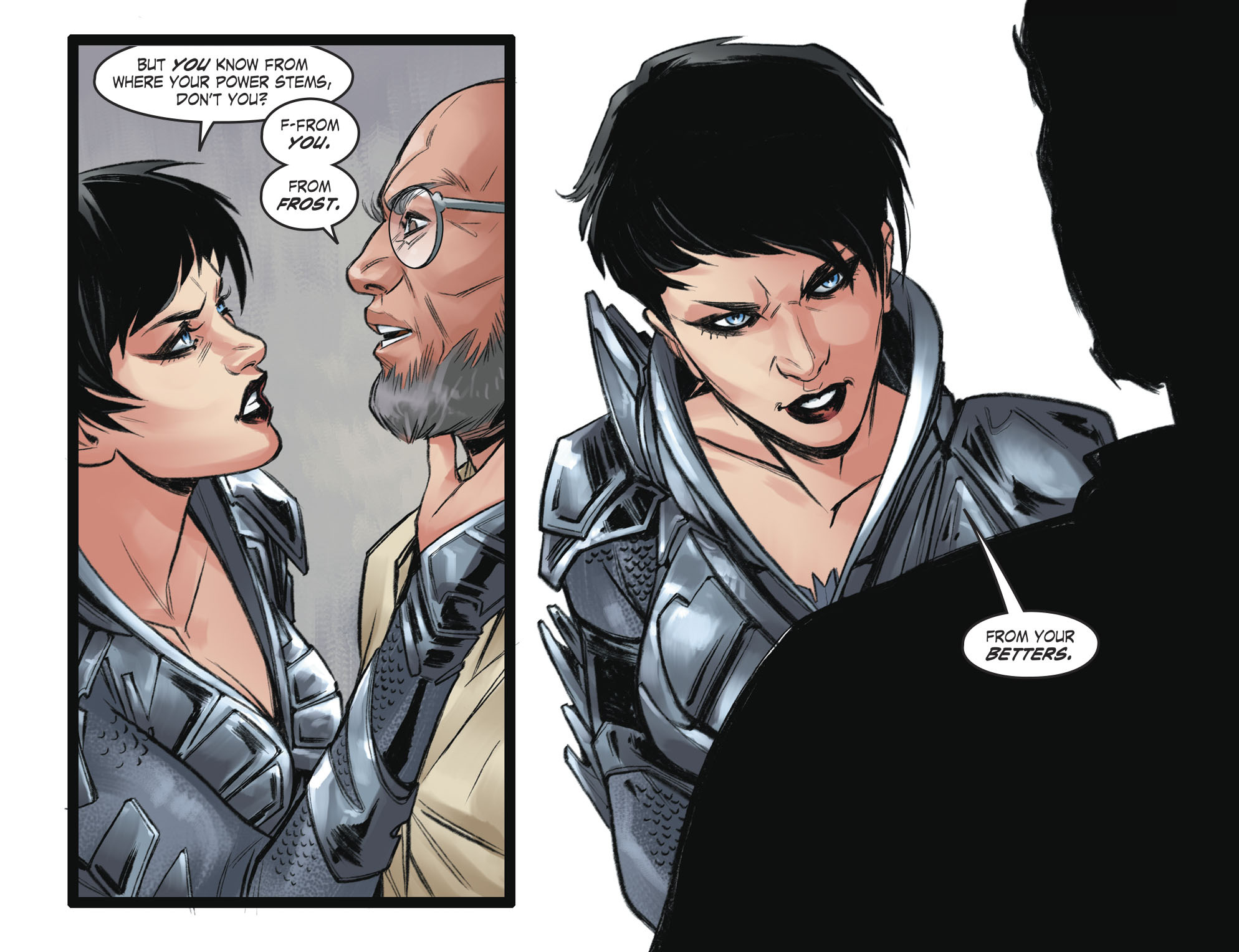 Read online DC Comics: Bombshells comic -  Issue #93 - 5