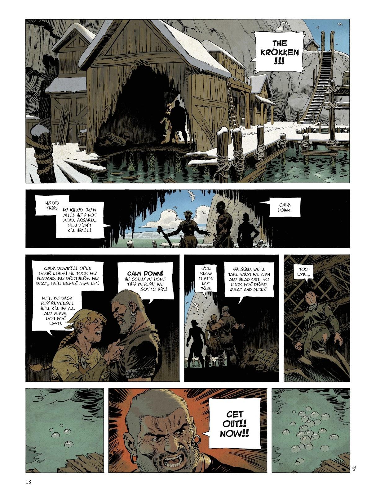 Read online Asgard comic -  Issue #2 - 20