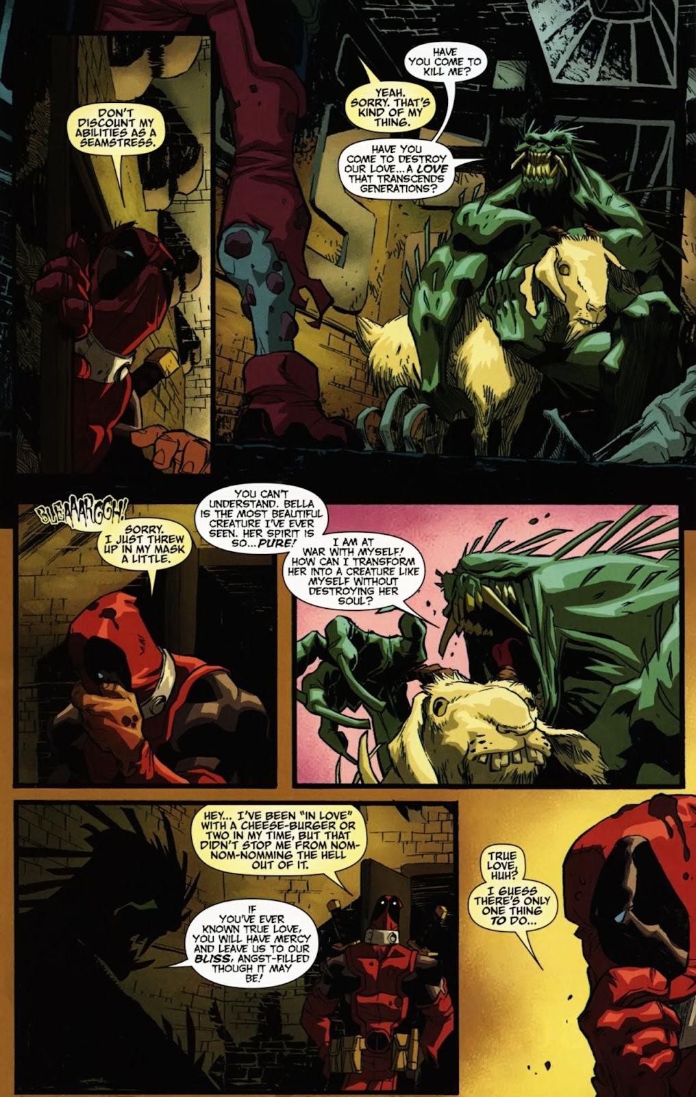 Read online Deadpool (2008) comic -  Issue #1000 - 67