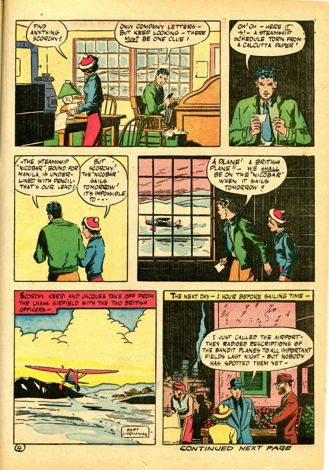 Read online Famous Funnies comic -  Issue #108 - 49