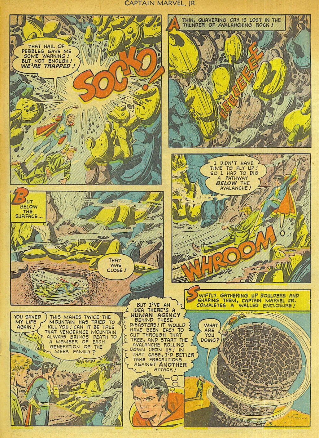 Captain Marvel, Jr. issue 96 - Page 47