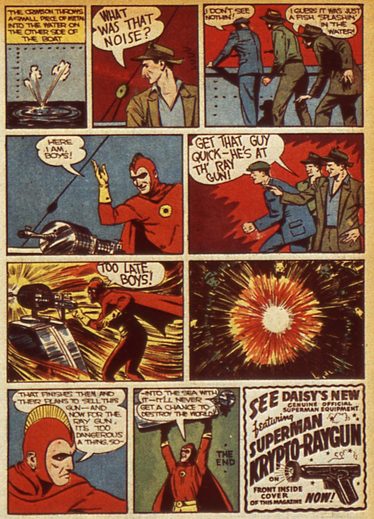 Read online Detective Comics (1937) comic -  Issue #45 - 35