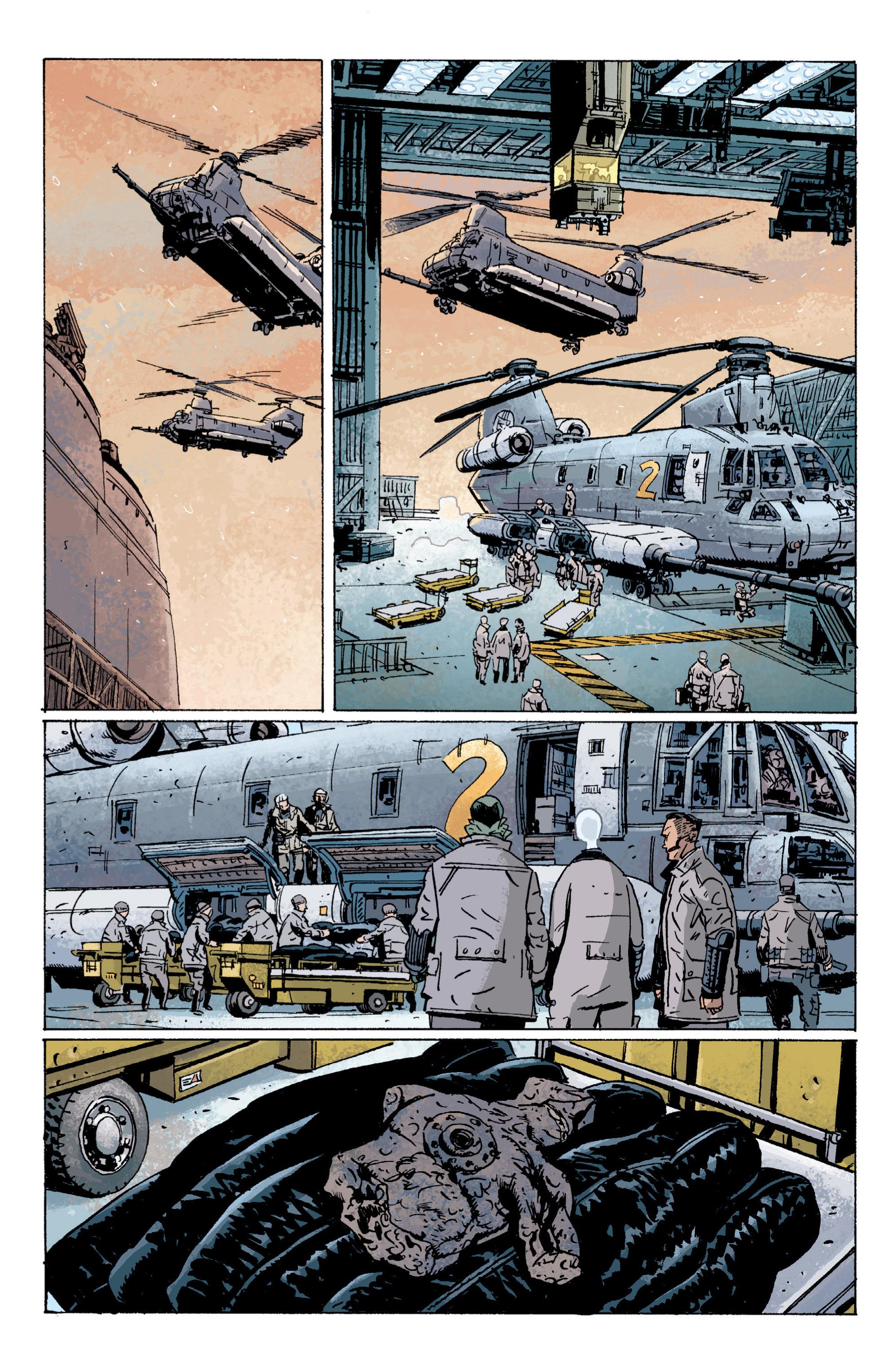 Read online B.P.R.D. (2003) comic -  Issue # TPB 5 - 85