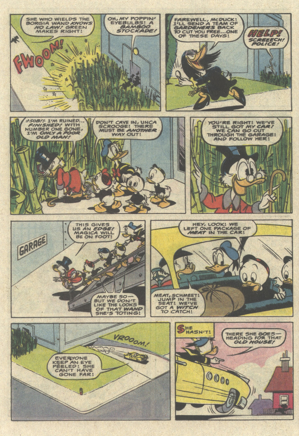 Read online Uncle Scrooge (1953) comic -  Issue #221 - 17