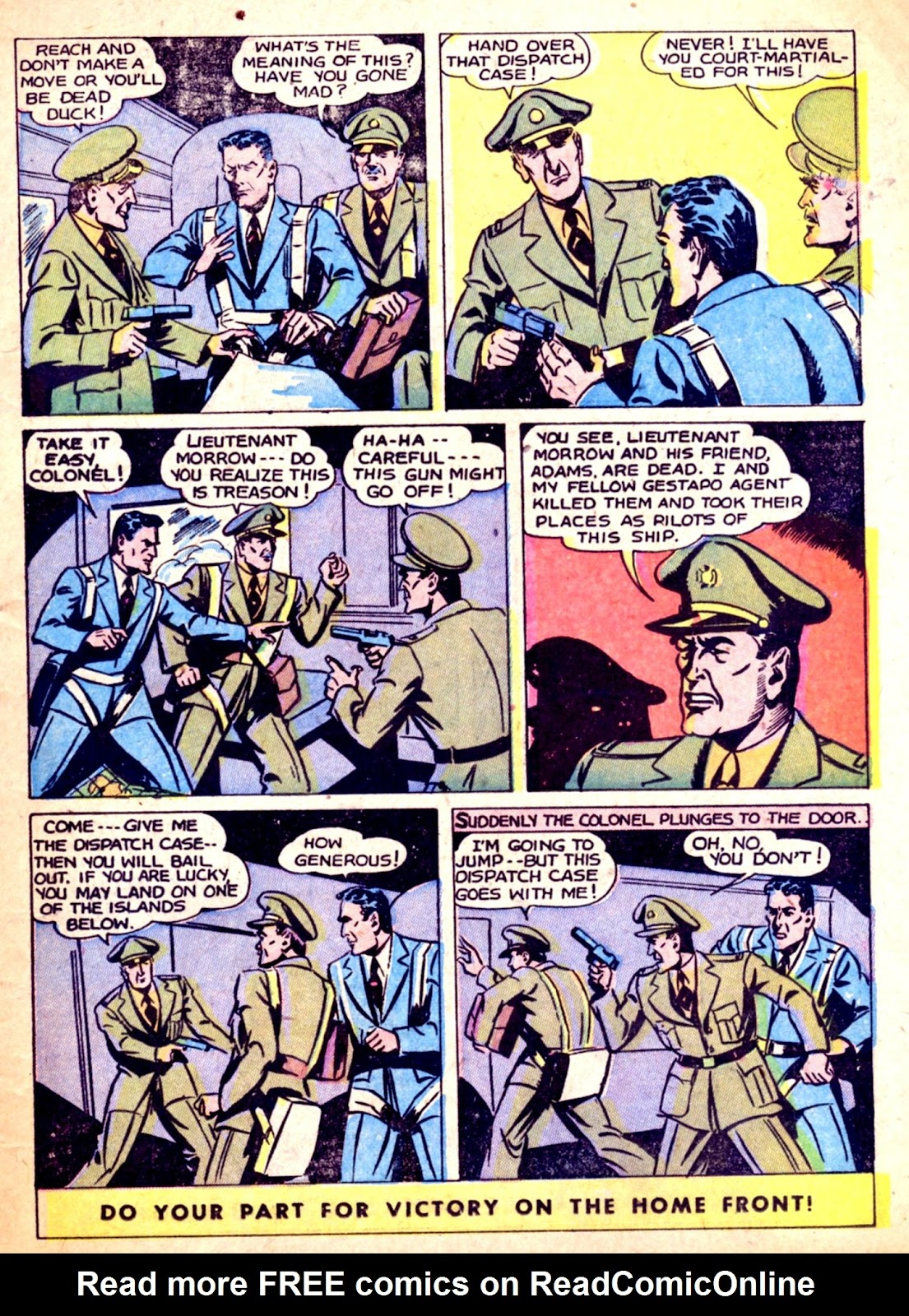 The Blue Beetle issue 31 - Page 17
