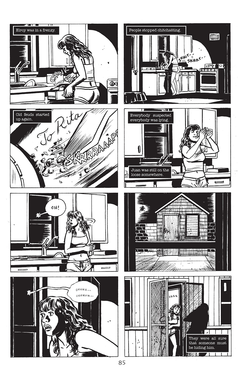 Read online Lodger comic -  Issue #5 - 7