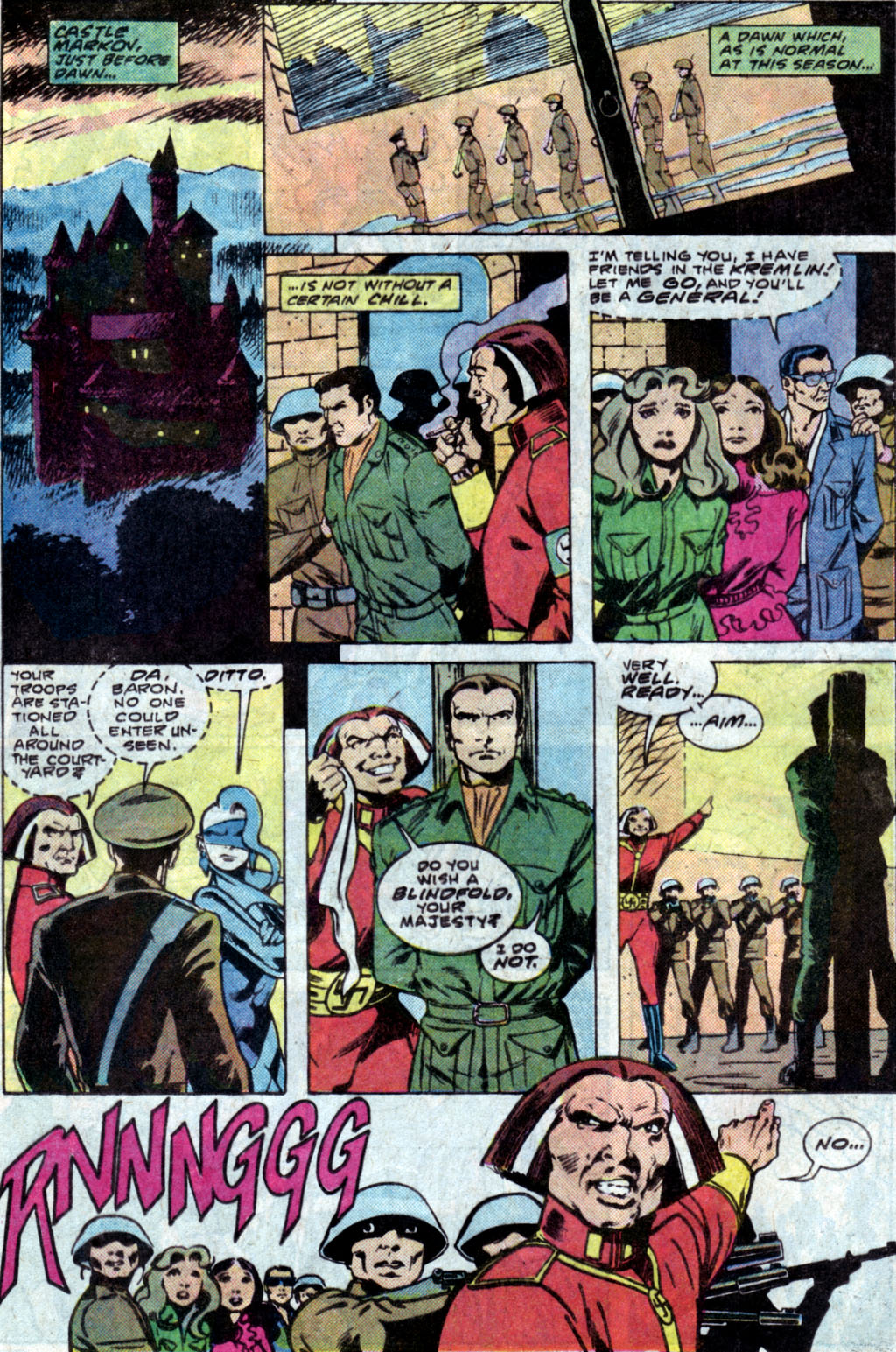 Read online Adventures of the Outsiders comic -  Issue #35 - 16