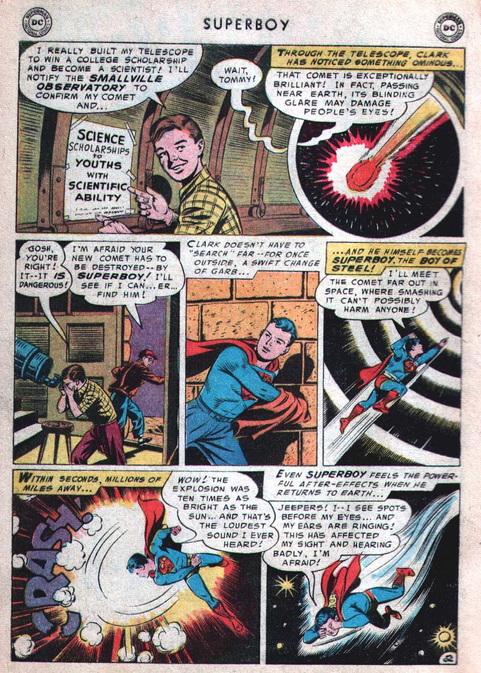 Superboy (1949) issue 46 - Page 3
