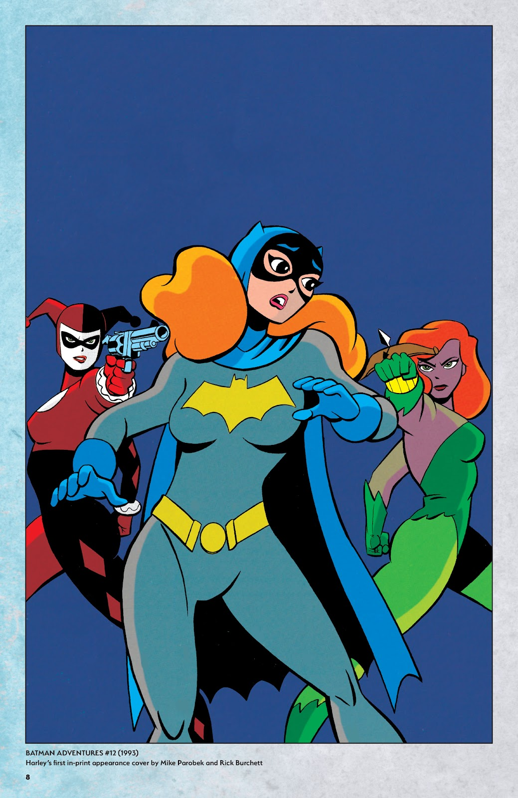 Read online Harley Quinn: A Rogue's Gallery―The Deluxe Cover Art Collection comic -  Issue # TPB (Part 1) - 7