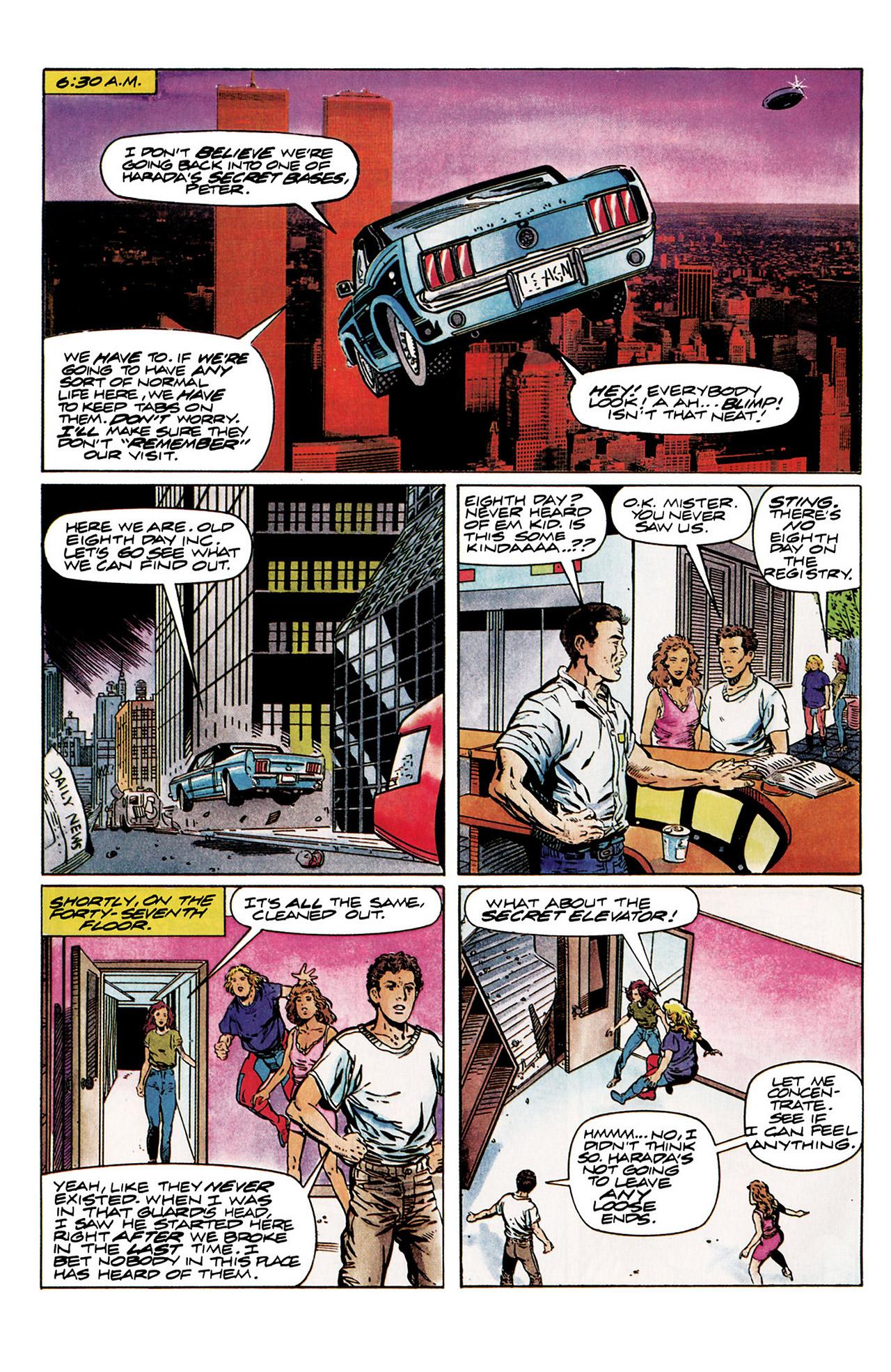 Read online Harbinger (1992) comic -  Issue #10 - 12